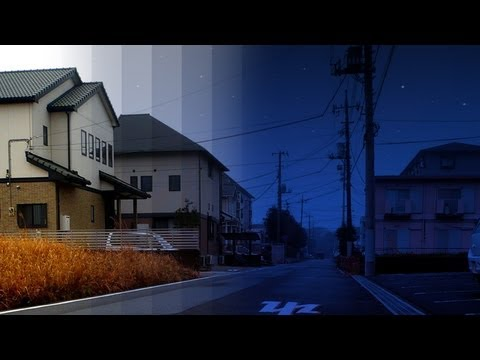 Photoshop Tutorial: Transform a Photo from Day to Night