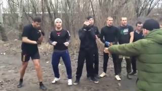 Download Драка (СТЕНКА НА СТЕНКУ) Боксёры против Борцов!!!! Video