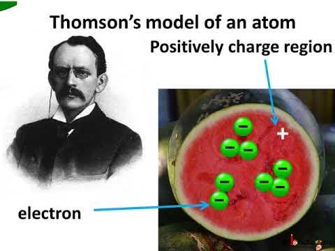परमाणु और अणु - भाग 1 - The Atomic Models - in Hindi