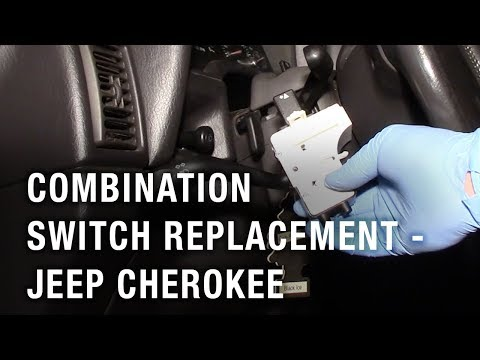 Combination Switch Replacement - Jeep Cherokee