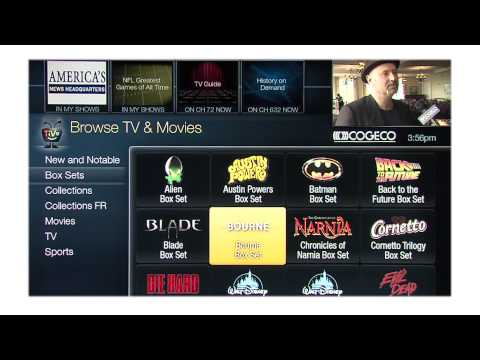 Search and Browse - TiVo Service from Cogeco