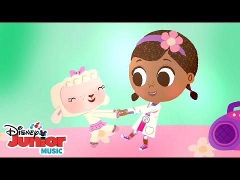 Doc McStuffins Nursery Rhymes!   🎼 Disney Junior Music Nursery Rhymes   Disney Junior