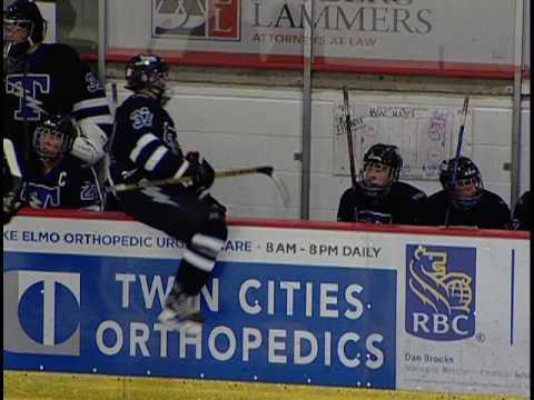 Boys Hockey - Mahtomedi vs Tartan - 1/19/17