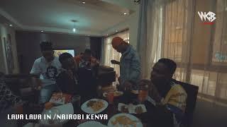 LAVA LAVA IN NAIROBI KENYA/ HAVING LUNCH WITH / MASAUTI