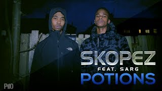 P110 - Skopez Ft. Sarg - Potions [Net Video]