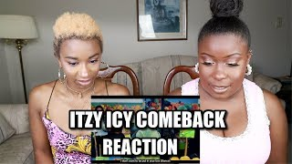 Download ITZY ICY MV REACTION Video