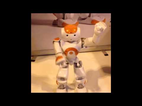 Robot at Gadget Show Live