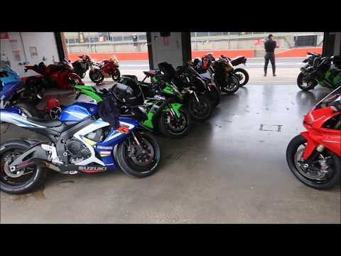 SOUTH LONDON KAWASAKI TRACK DAY #1