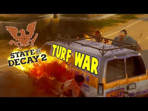 Turf War   State Of Decay 2 Warlord Gameplay   S2 E4