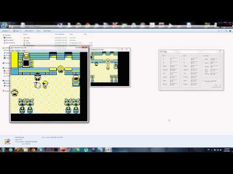 can you trade pokemon on an emulator
