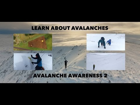 Learn about Avalanches: Avalanche Aware 2
