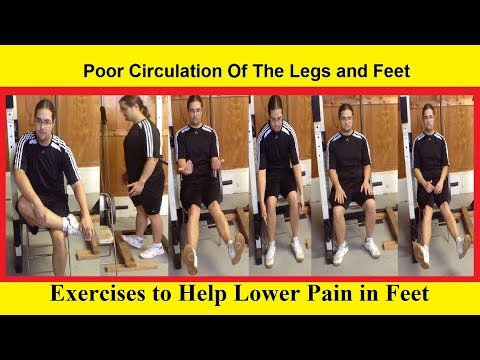 How To Improve Blood Flow To Your Feet