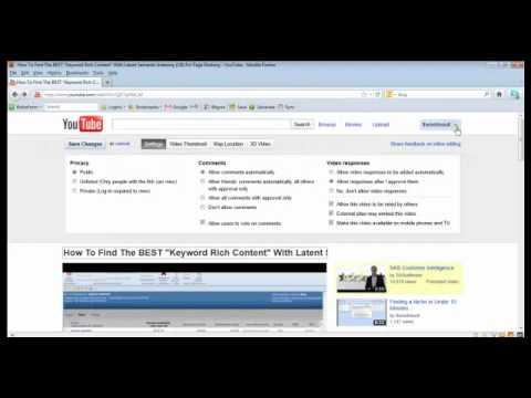 How To Optimize YouTube Videos | YouTube Video SEO | Drive Traffic To Your Website