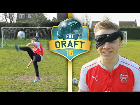 11 MORE FOOTBALL CHALLENGES TO COMPLETE THE FIFA 16 DRAFT