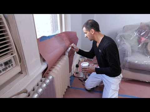 How to Prep Rusted Radiators & Metal | House Painting