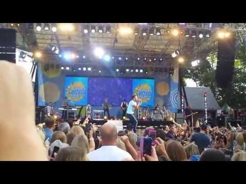 Luke Bryan- Play It Again GMA Summer Concert Series 2014