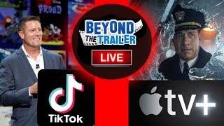Disney Exec leaves for TikTok, Tom Hanks Greyhound to Apple TV