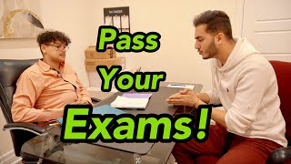 HOW TO PASS YOUR EXAMS?