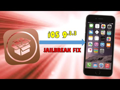 iOS 9.3.3 Jailbreak - How to fix bricked iPhone and REMOVE Cydia completely/Re-Jailbreak completely