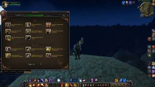 How To Get Heirloom Gear In World Of Warcraft