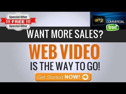 Free Local Business Social Media Video Commercial