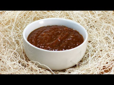 How to Make Barbecue Sauce | Easy Homemade BBQ Sauce Recipe