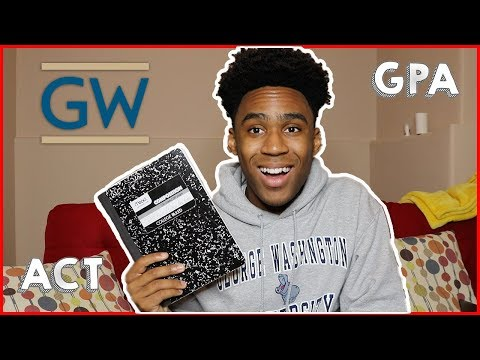 HOW I GOT INTO COLLEGE (GPA, SAT/ACT, APs & MORE)