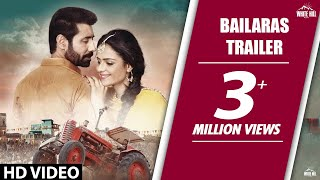 Bailaras (Trailer) Binnu Dhillon | Prachi Tehlan | White Hill Studios | Releasing on  6th Oct