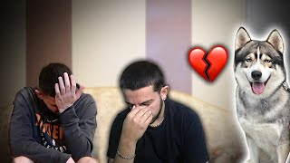 The hardest thing we've ever had to do... *Live Footage*