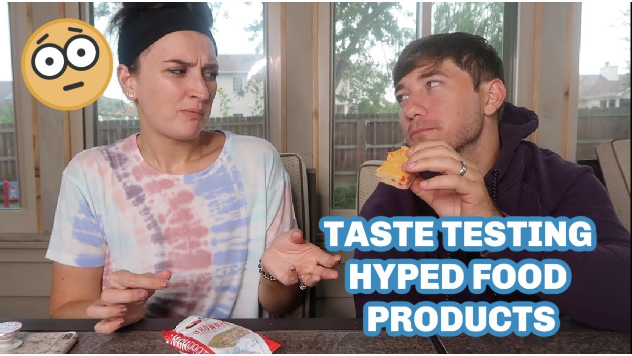 TASTE TESTING HYPED WW FOOD PRODUCTS | Peatos, Nut Butters, Eat Me Guilt Free | Felicia Keathley