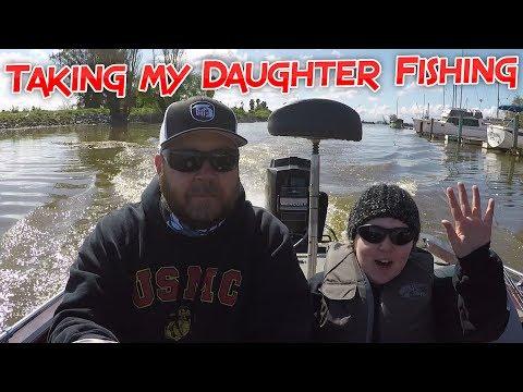 Taking My Daughter Fishing