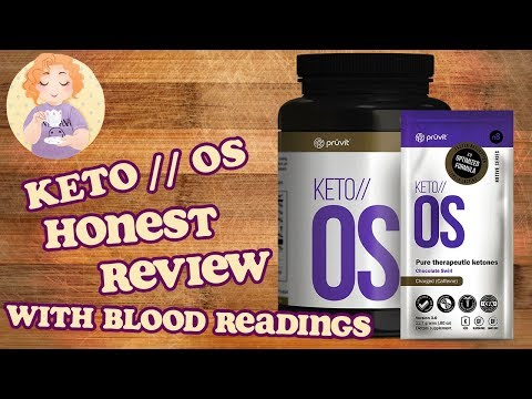 Pruvit Keto OS Review with blood glucose and blood ketones readings - HONEST UNBIASED NOT AFFILIATED