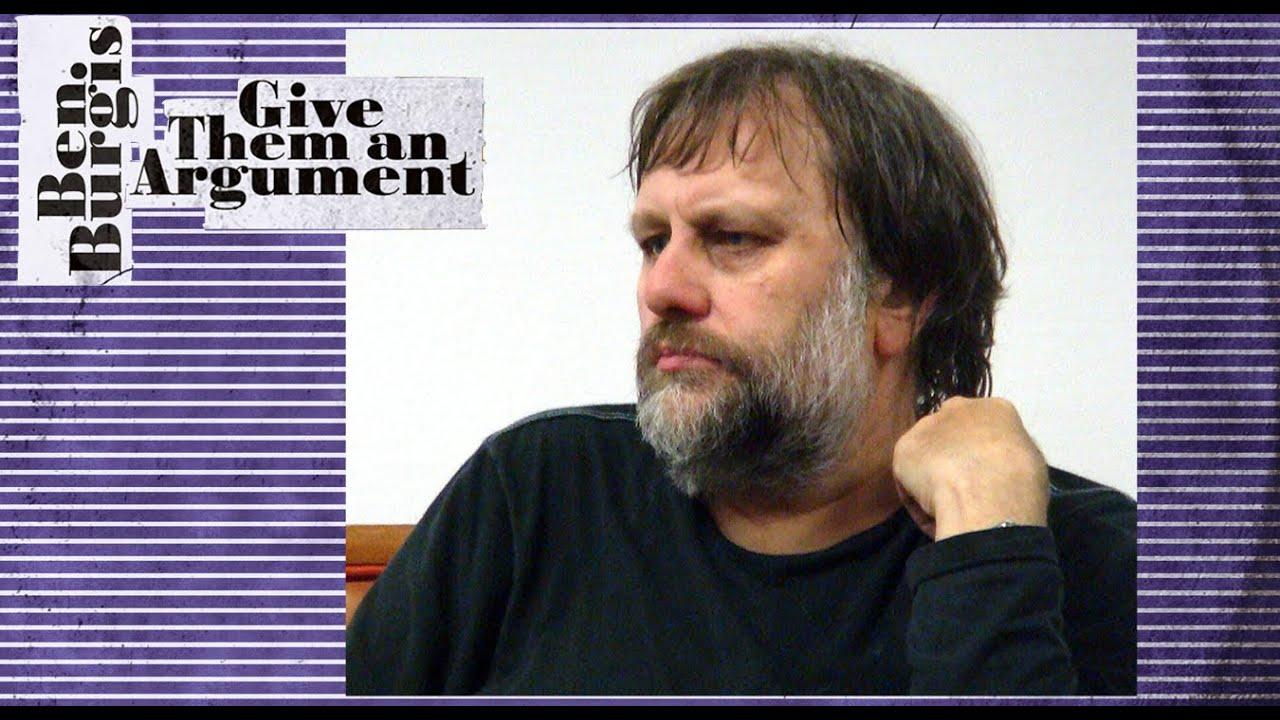 Slavoj Zizek Talks About His Debate With Jordan Peterson