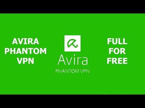 Avira Pro VPN Full For Windows 10/8/7 Lifetime + Crack (2018)
