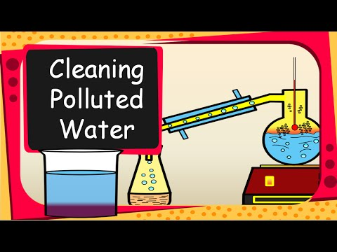 Science - Separation Methods - Cleaning Water - English