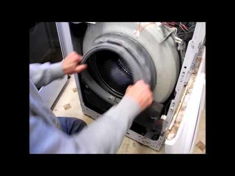 Washing machine DOOR SEAL repair