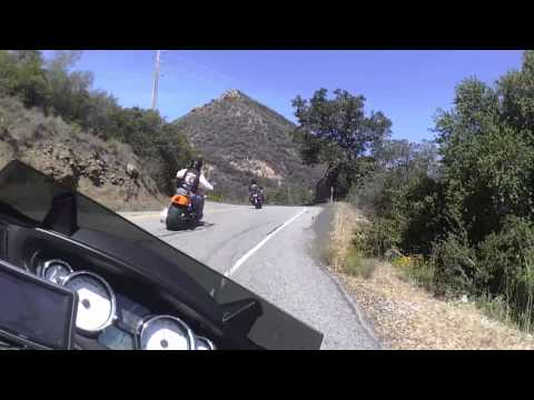 So Cal and Sin City Victory Riders -  Ventura / Malibu Ride on  5-17-2014