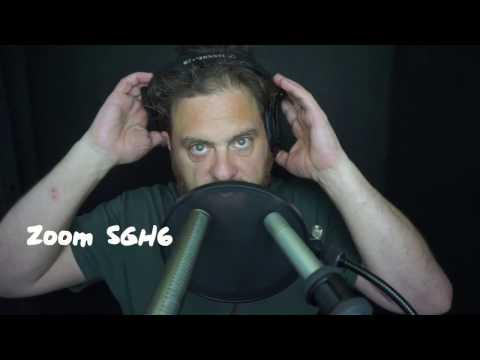 Samson c02 mic vs Zoom SGH-6 shotgun