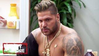 Ronnie Supercut: Best & Memorable Moments   Jersey Shore   MTV