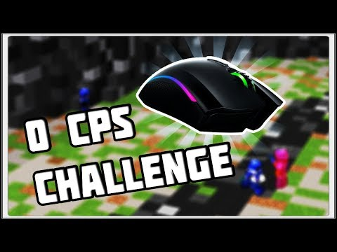 0 CPS CHALLENGE + FACTION FAAL (Minecraft)