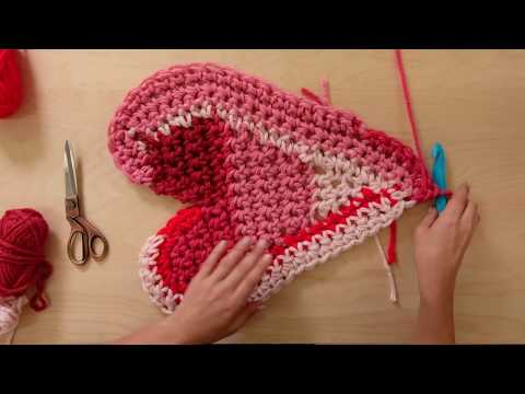 Spread the Love Theme Pack: Crochet a Big Heart with London Kaye