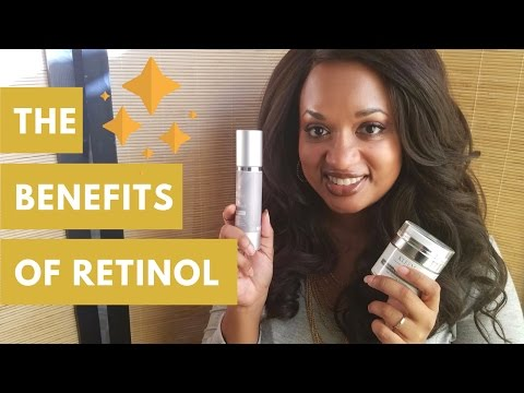 The Benefits of Retinol - Moisturizer Review