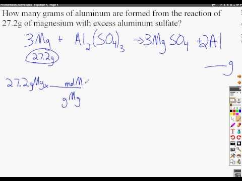 magnesium + aluminum sulfate.avi