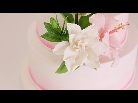 Curso Online Flores de Azúcar, con Yocuna Floral Artist