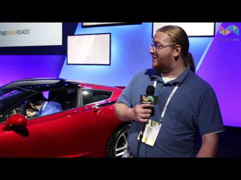 CES 2014: Chevrolet Connected by OnStar event recap