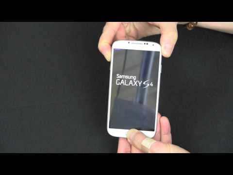 How To Factory Reset & Data Wipe Your Samsung Galaxy S4 - Tutorial by Gazelle.com