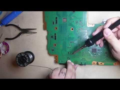 Cambio Conector HDMI Play Station 3