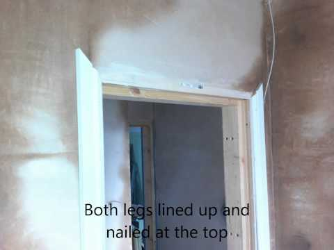 The Skirting Board Shop -Architrave fixing video