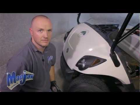Light Kit for Yamaha® Drive®  | How to Install Video | Madjax® Golf Cart Accessories