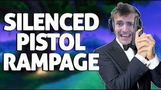 Pistol Rampage! - Fortnite Gameplay - Ninja